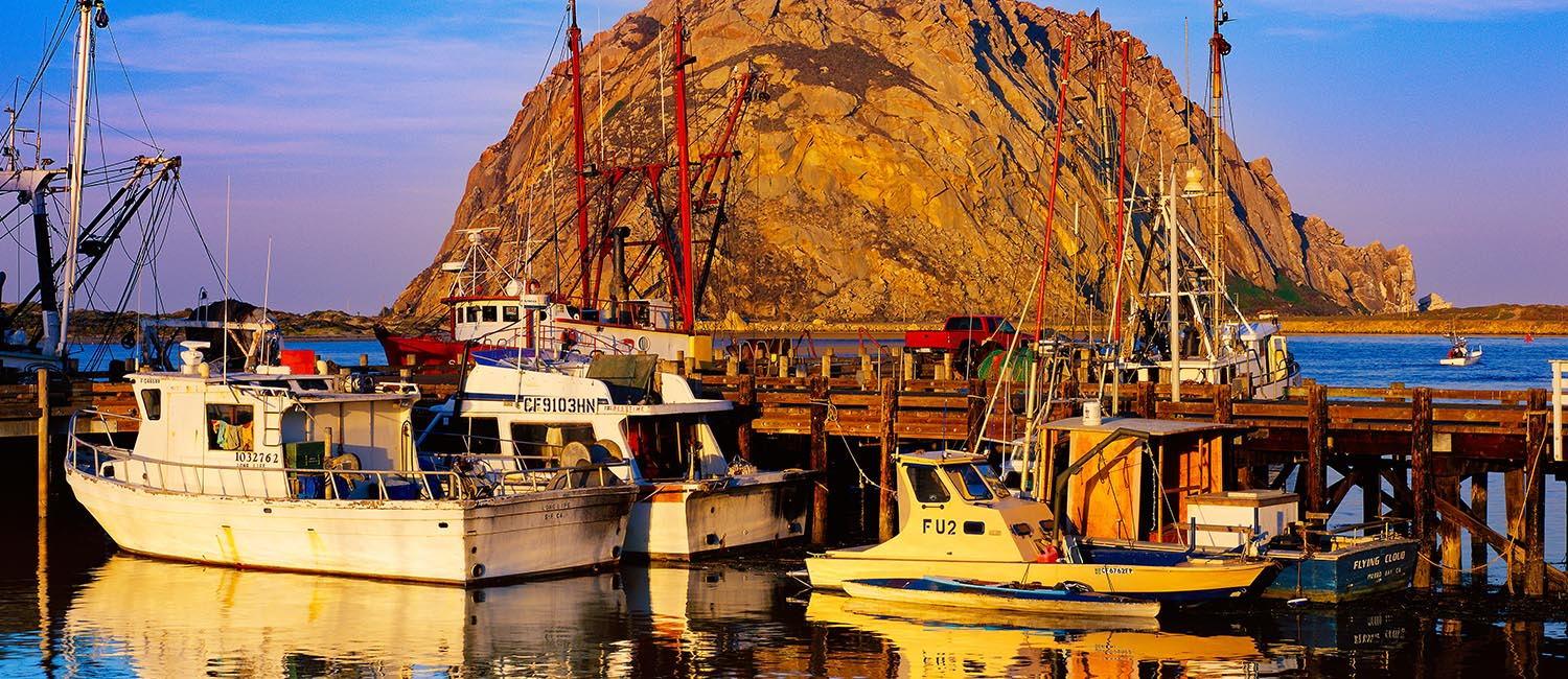TOP MORRO BAY ATTRACTIONS ARE MINUTES FROM OUR LOCATION