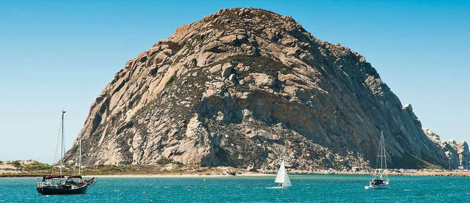 EXPLORE THE BEAUTY AND WONDER OF MORRO BAY  EXCITING ATTRACTIONS ARE MINUTES AWAY