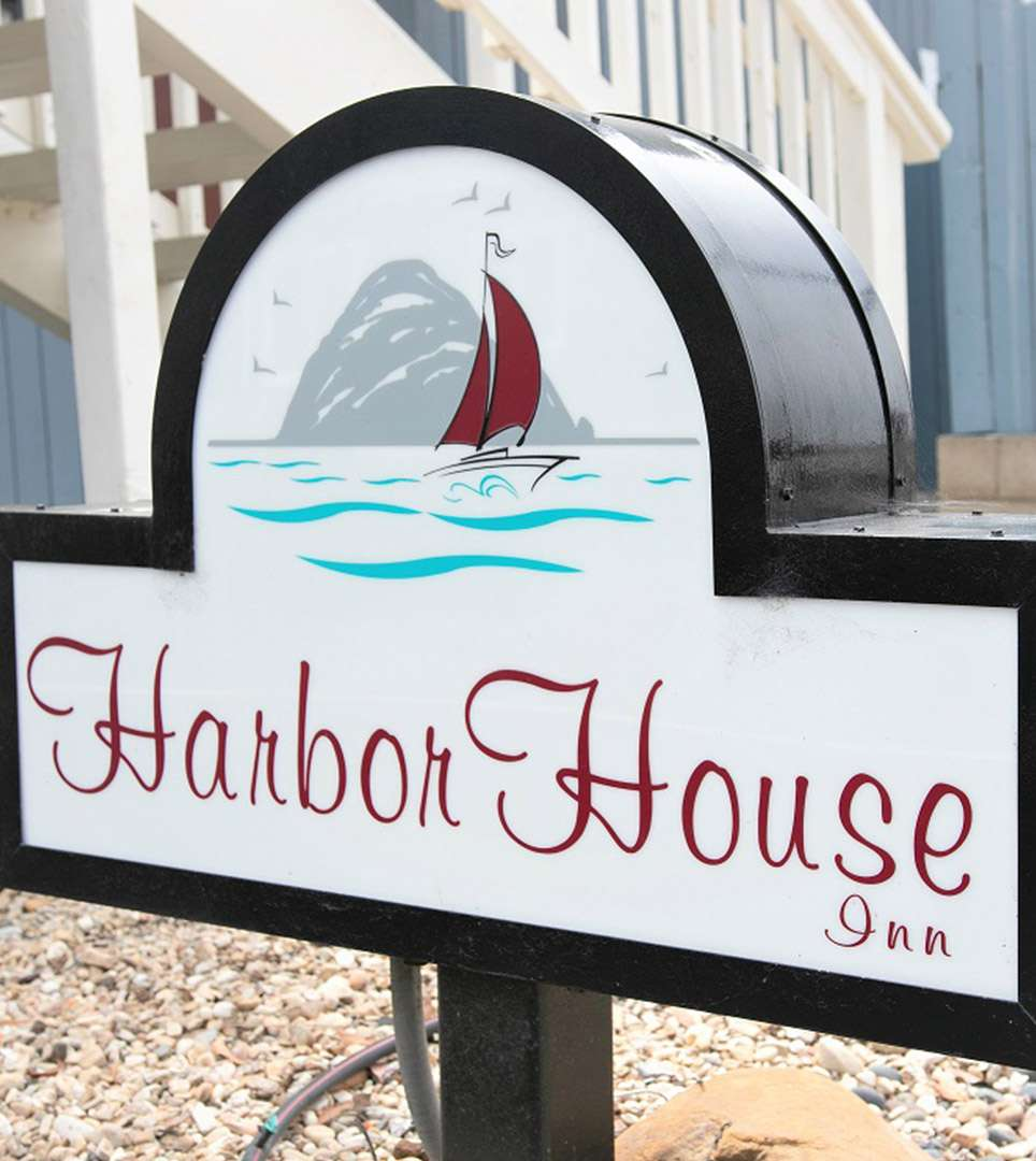 GET ACQUAINTED WITH THE HARBOR HOUSE INN  FAMILY-FRIENDLY LODGING IN THE HEART OF MORRO BAY, CA